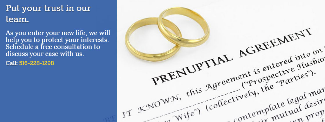 Pre Nuptial Agreement Call For A Free Consultation